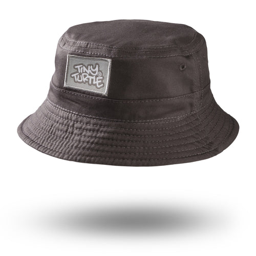 Tiny Buckethat Dark Grey
