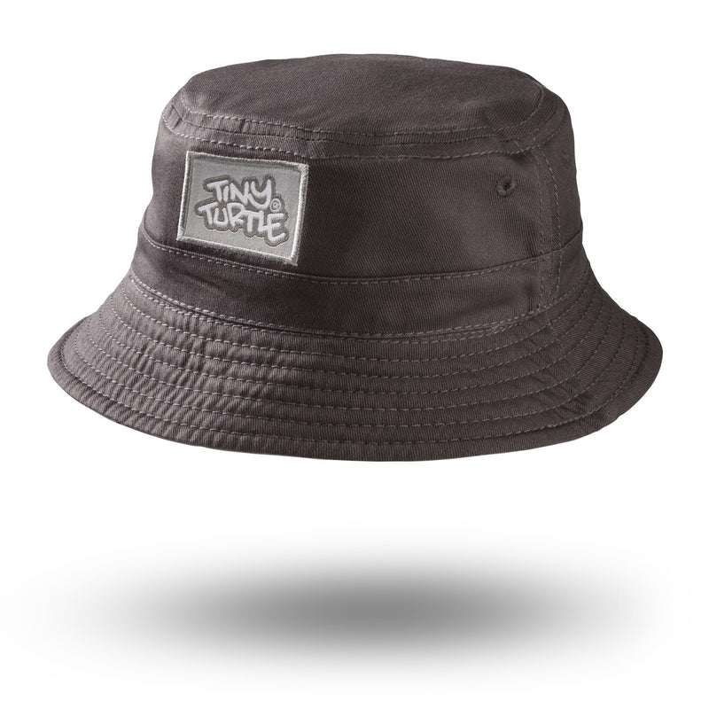 Tiny Buckethat Dark Grey - tinyturtle