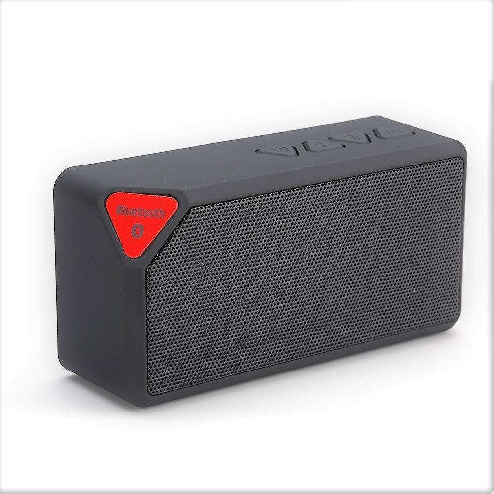 MOTHERS DAY OFFER !SPEAKER!!!SOUND BLAST Mini Bluetooth speaker with Mic-EZ177-BLACK - EZELLER