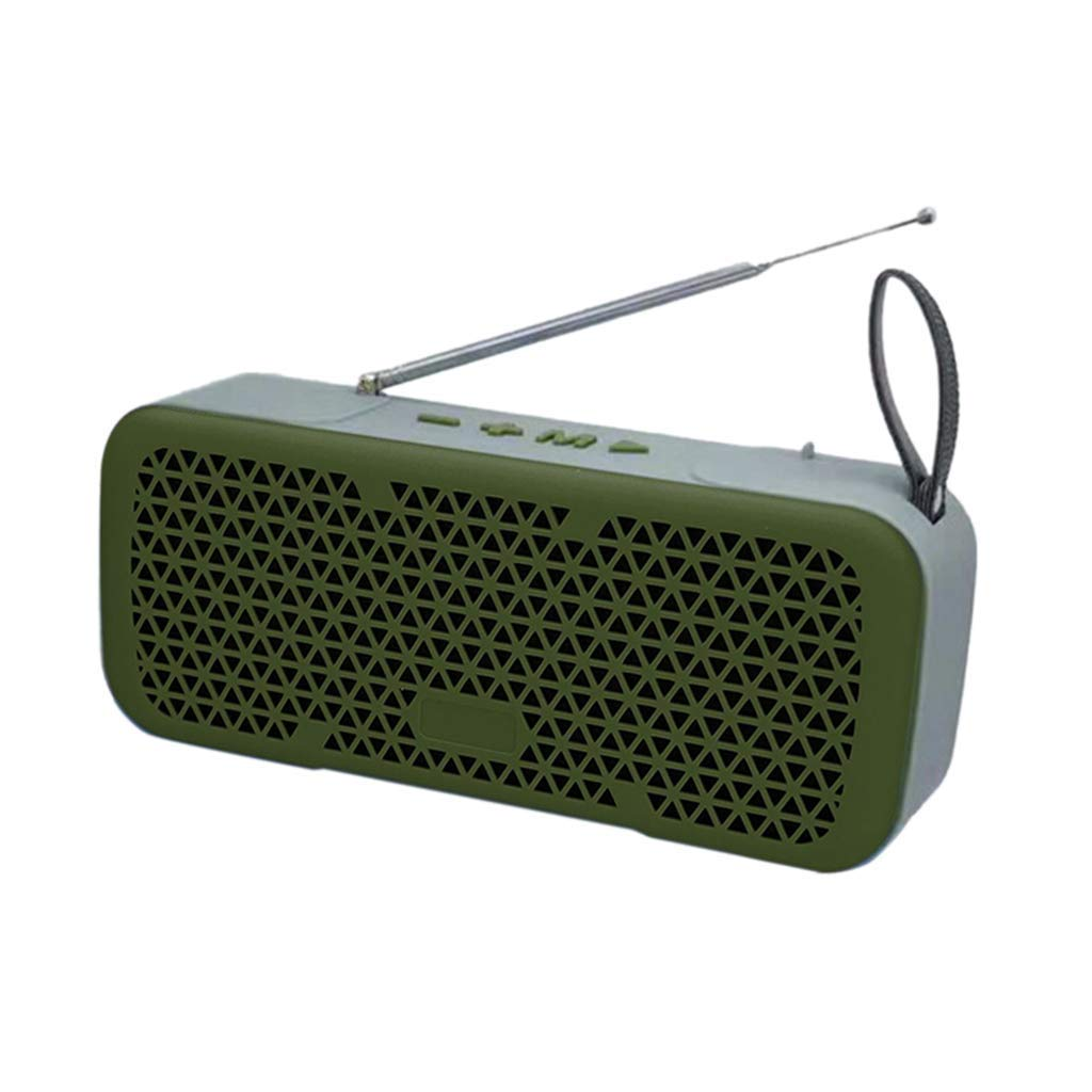 Kstar Wireless Bluetooth Speaker with Powerful FM Receiver, USB & TF Slot, AUX inn EZ491 - EZELLER