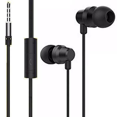 BS Power ear phone head phone - Universal supported 3.5mm Head phone with MIC-EZ030(Black) - EZELLER
