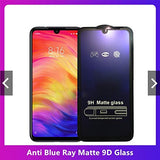 Ctel Anti Blue Matte 6D Tempered Glass for Xiaomi Note 7 Mobile Screen Protector for MI Note 7-EZ480 - EZELLER