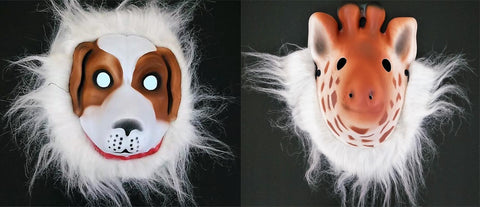 COMBO! EZ MASK Pack of 2 Kids Mask  EZ153 - EZELLER
