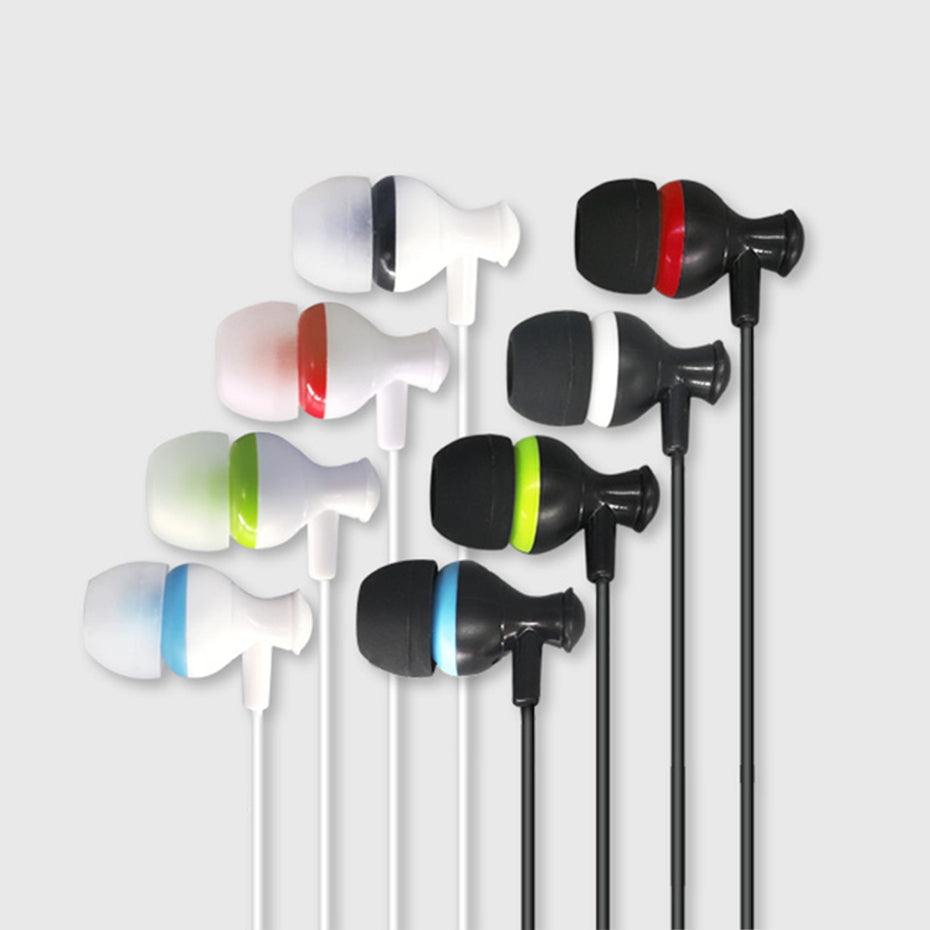 Sleek Plus Earphone with Mic EZ378 - EZELLER