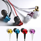 REMAX® Stereo Metallic In-Ear Earbud-EZ215 -BLUE - EZELLER