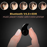 EZ-TECH, Mini Bluetooth with High Sensitivity Voice Calls, Music Earphone Mic - EZELLER