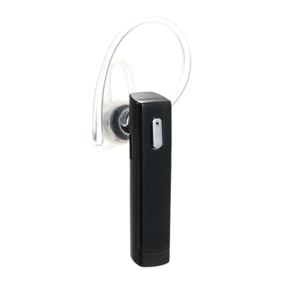 Bluetooth Headphone with high sensitivity voice calls & Music with Mic  EZ285 Black - EZELLER