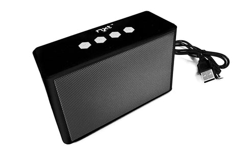 Wireless Portable NXT Bluetooth Speaker Portable Stereo player EZ299 -Black - EZELLER