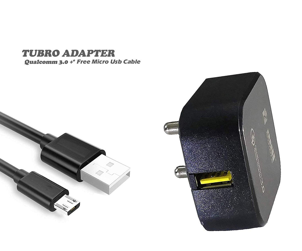 Motorola Turbo Charger Replacement -7 Colours Turbo Charger with Cable for All Android Mobile Phone/iPhone,Tablets, MP3 Players-EZ325 - EZELLER