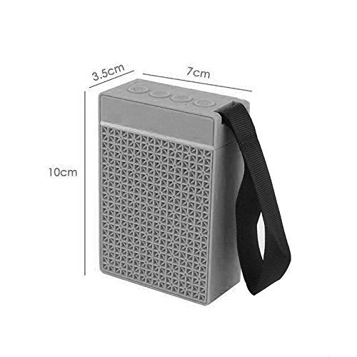 Pocket-on Bluetooth Speakers EZ334-Gray - EZELLER