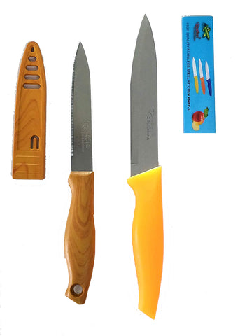 Multi-purpose Knife With Cap Rocket German Stainless Steel  EZ360 - EZELLER