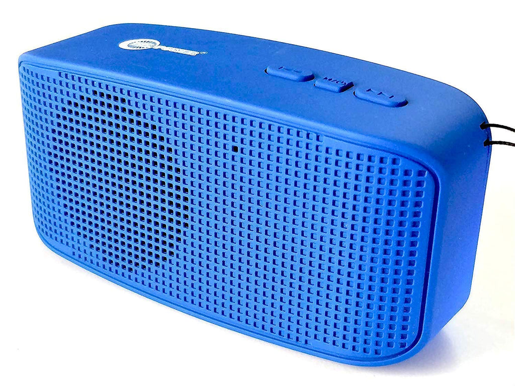SPEAKER/Style Pro Portable Bluetooth speaker with mic, Crip effect with Inbuilt FM radio - EZELLER