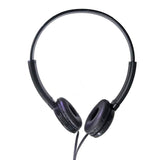 Kids Headset (Unisex) for Mobile Phones EZ425 Black - EZELLER