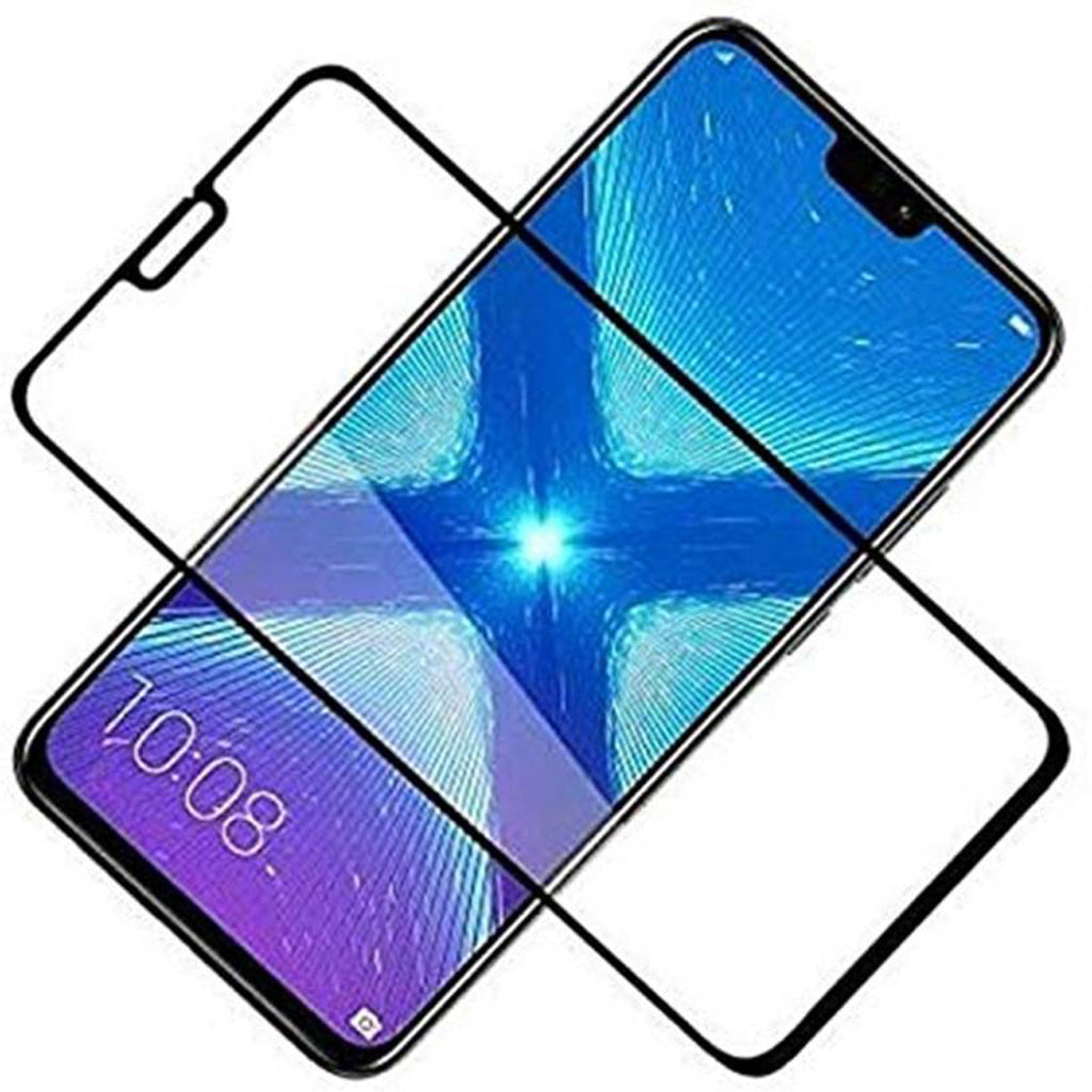 Honor 8X Full Tempered Glass 6D, Ultra Clear, Zero Bubbles, Sensitive Touch EZ448-HONOR 8X - EZELLER