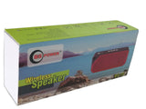 Sporty Loud Portable Bluetooth Speaker with 10W Audio Output, 2 Speakers with SubwoofersEZ463