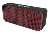 Sporty Loud Portable Bluetooth Speaker with 10W Audio Output, 2 Speakers with Subwoofers - EZELLER