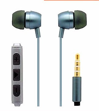 Hi-tech Metal Earphone Excellent Bass and Clear Voice EZ292 - EZELLER