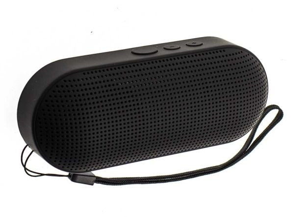 eZe Speaker  Mini Bluetooth  Speaker with 3D Sound EZ176-Matty black - EZELLER