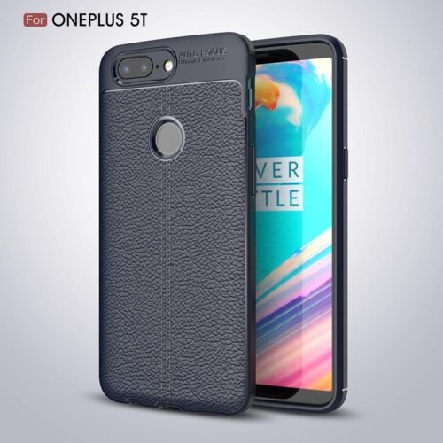 Oneplus 5T Cover/ Case Premium Look Back Case Protective Back Cover for Oneplus 5T-EZ327 - EZELLER