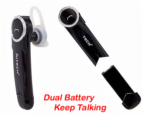 Bluetooth earphone with Detachable Spare battery EZ294 - EZELLER