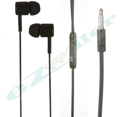 JOY Ear Phone head phone black-EZ038-Black - EZELLER