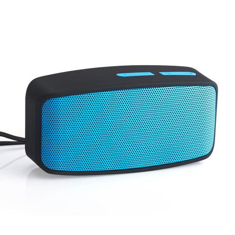 eZe sound speaker bluetooth speaker  with mic,  EZ178-Blue - EZELLER