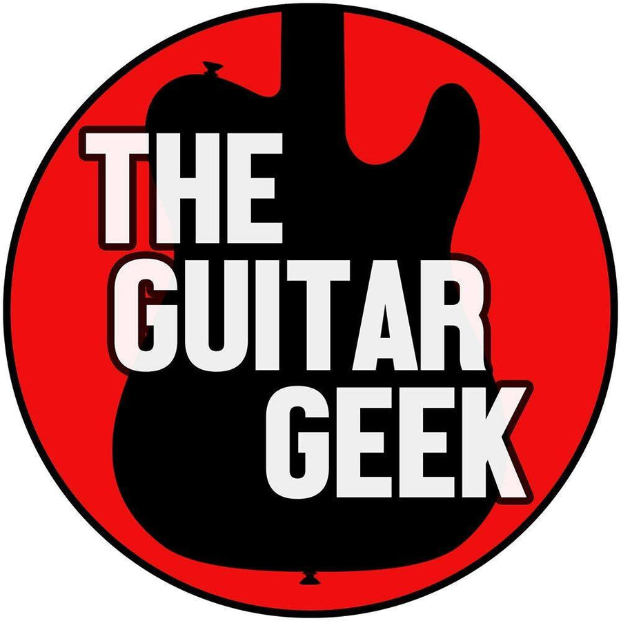 Geeking out...with The Guitar Geek!