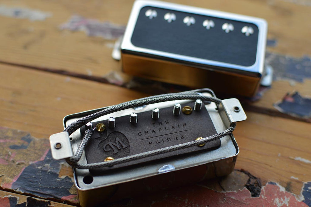 Meet the latest McNelly Pickups set! The Chaplain