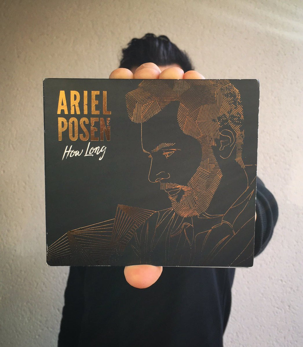 "Ariel Posen performs ""I'm Gone"" for the Fretboard Journal"