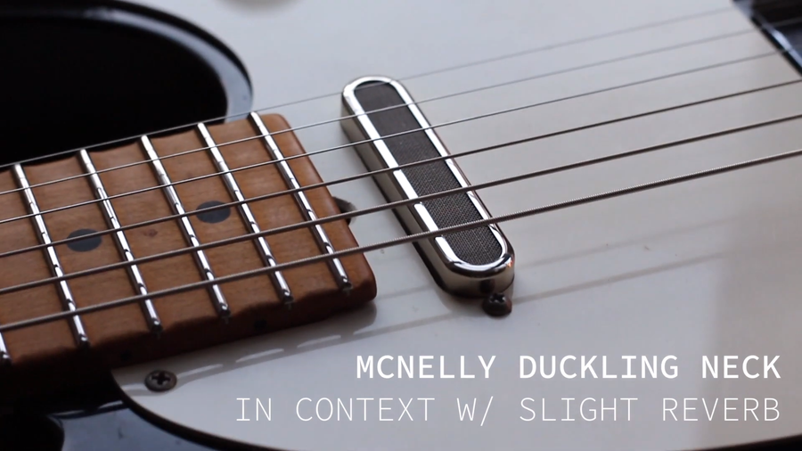Green Sofa Chronicles demo the McNelly Duckling & A5 Signature Plus set!