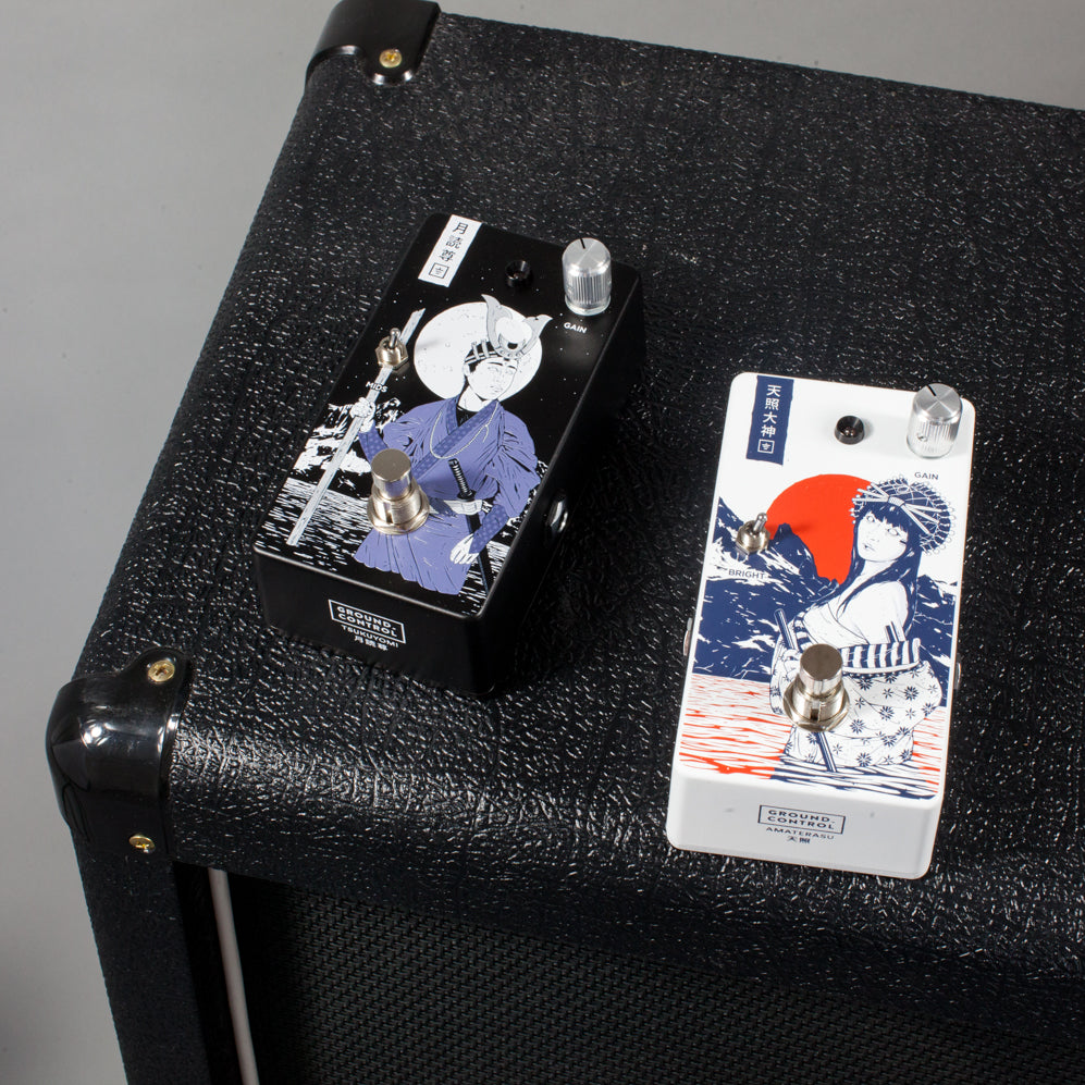 Ground Control Audio Amaterasu & Tsukuyomi are due back in stock