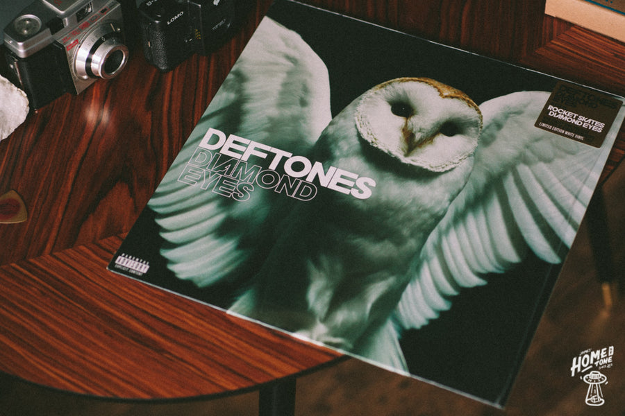 Home of Tone Record of the Week - Deftones' Diamond Eyes