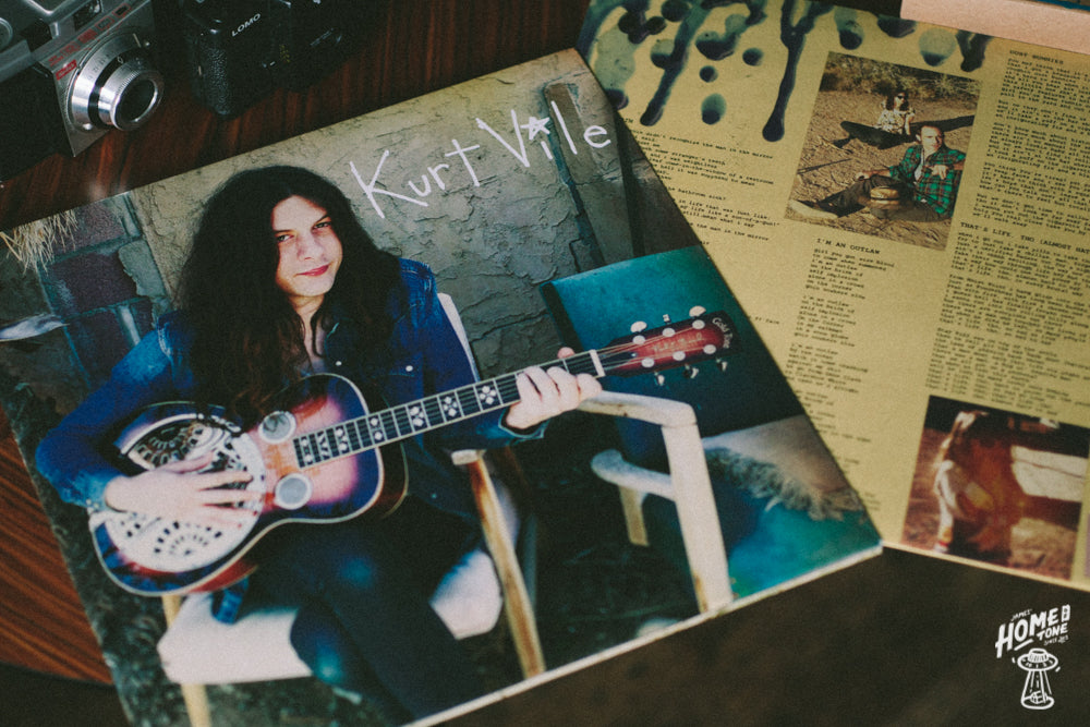 Home of Tone Record of the week - Kurt Vile's b'lieve i'm goin down...