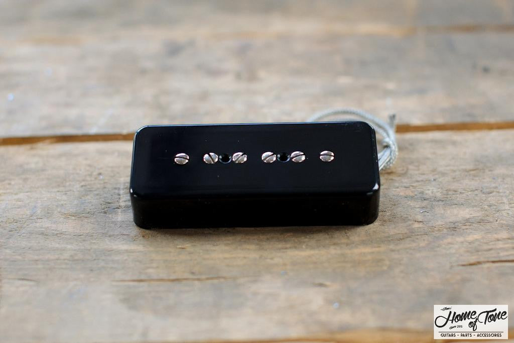 McNelly P90 Soapbar pickup Demo Video!
