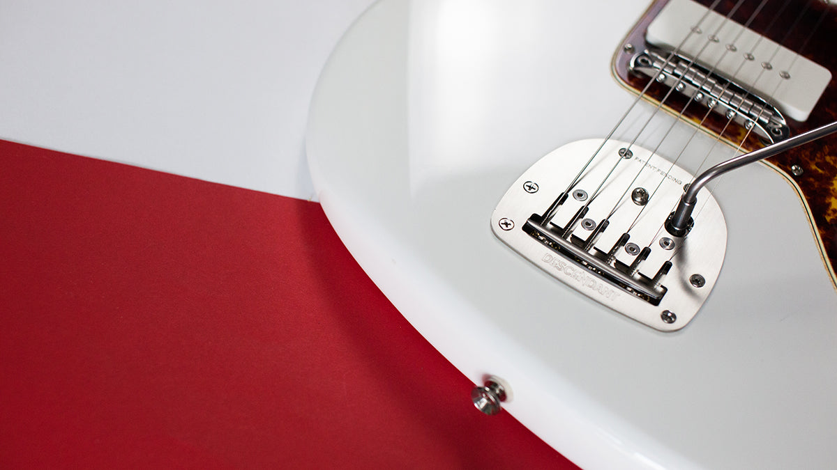 Project Offset Phase Six - A timely update of how the Squier VM Jazzmaster has continued to be tweaked