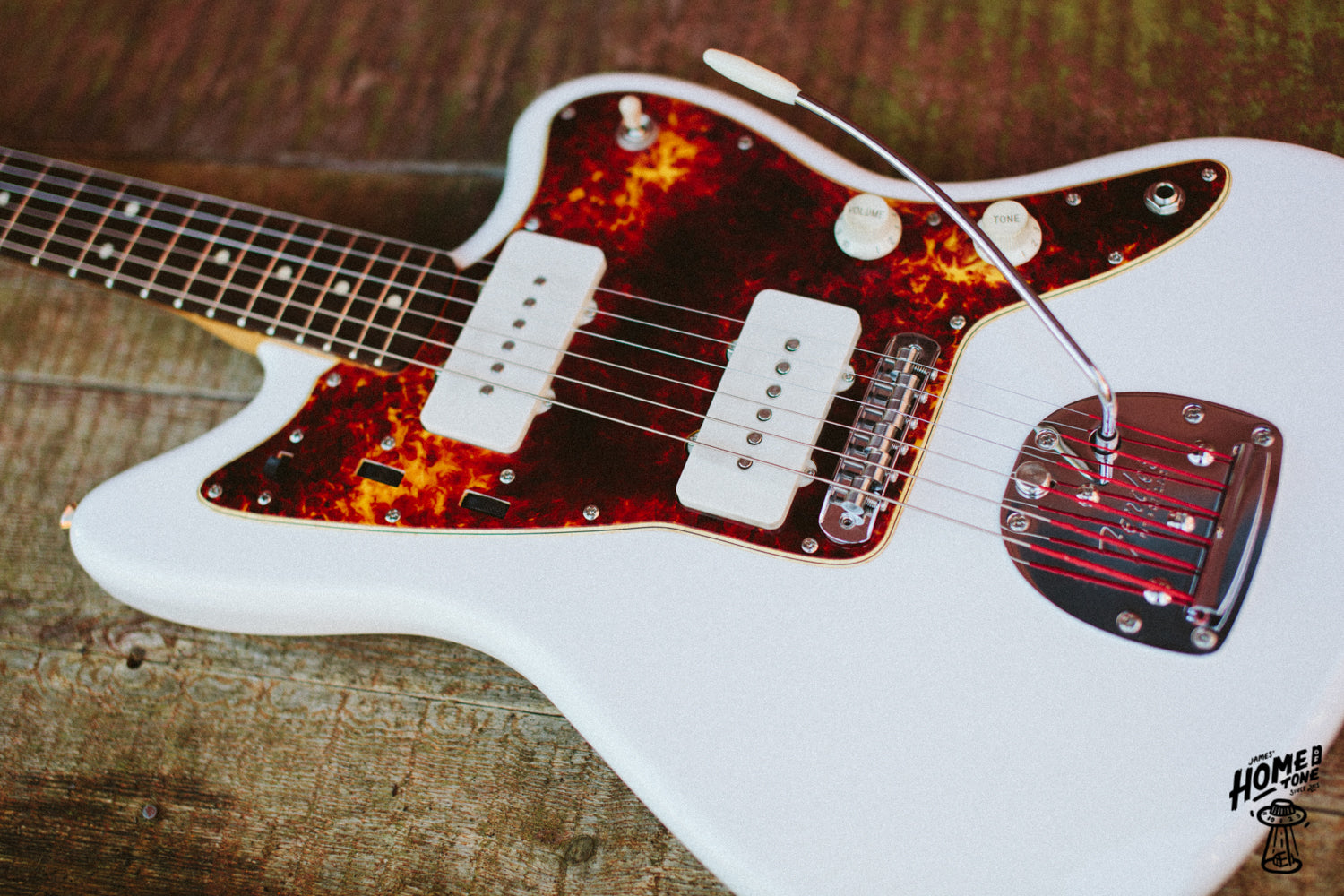 McNelly 46/58 Jazzmaster pickup demo now up!