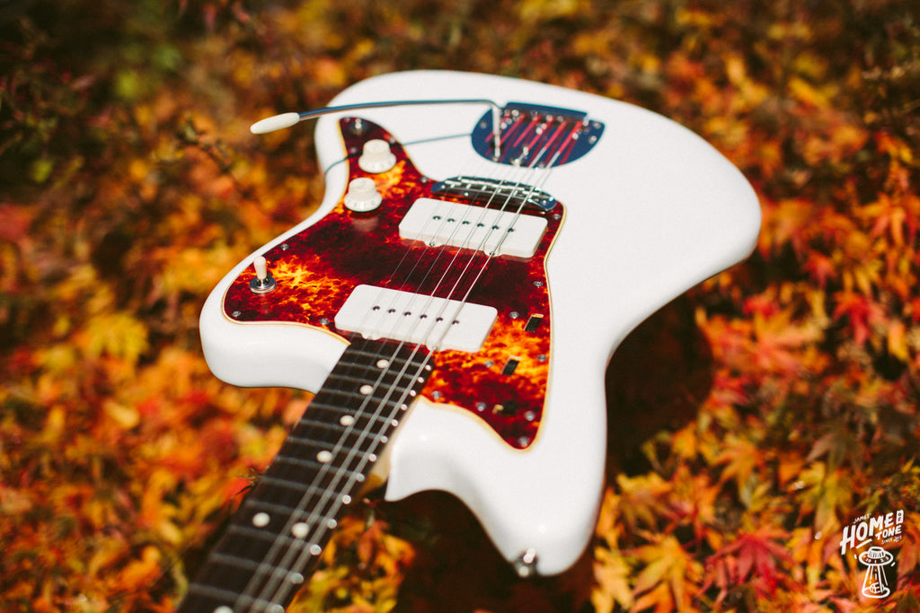 Pickup spotlight - McNelly Jazzmaster range