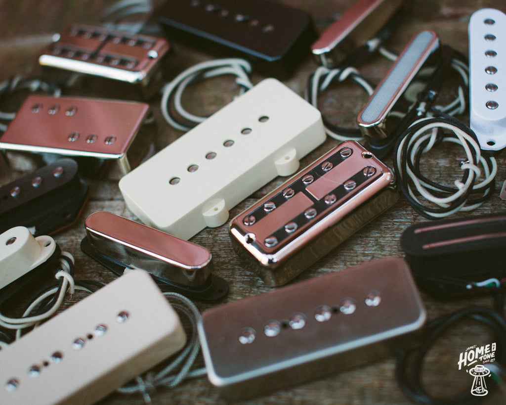 Thinking of swapping your pickups? - A handy guide for new tone hunters!