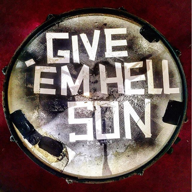 Support Independent Music - Of Kings & Captains 'Give 'em Hell Son' EP