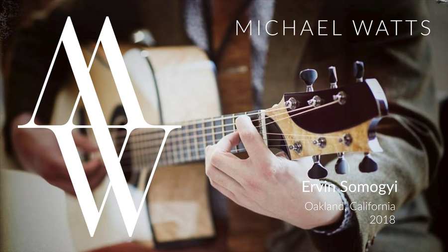 Michael Watts' 'Luthier Stories', with Ervin Somogyi