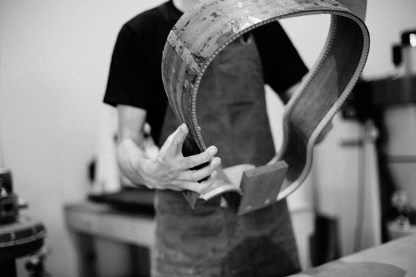 Tom Sands - Guitar maker interview