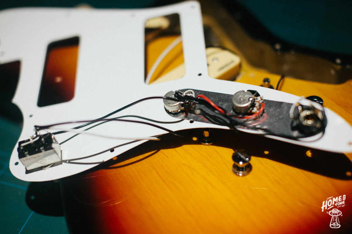 I want to replace my guitar's wiring, would it make a difference? – James'  Home of Tone | Guitar Wiring Actual |  | James' Home of Tone