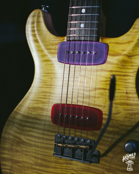 Holy Grail Feature - Deimel Guitars