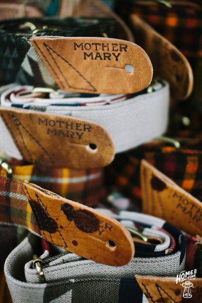 Mother Mary Company Straps UK