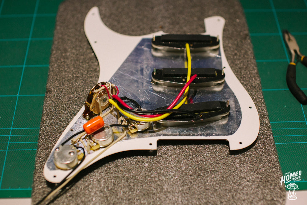 home of tone pre-wired harness install guide