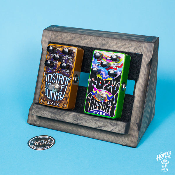 Marcus d'luxe handmade pedalboards