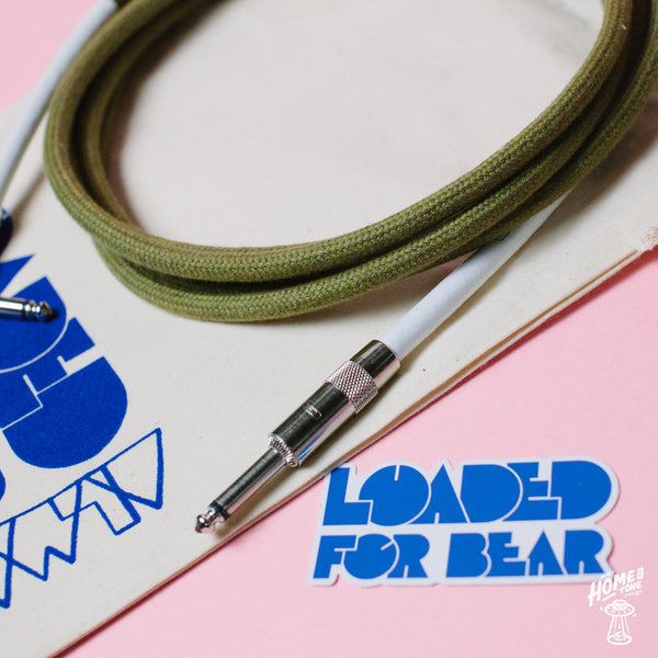 Loaded for bear audio ALMA cable
