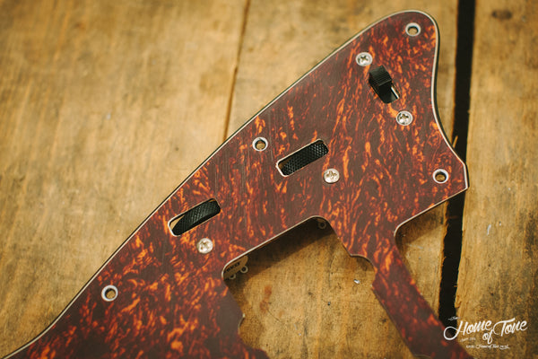 Home of Tone Blog - Squier Vintage Modified Jazzmaster Modifying