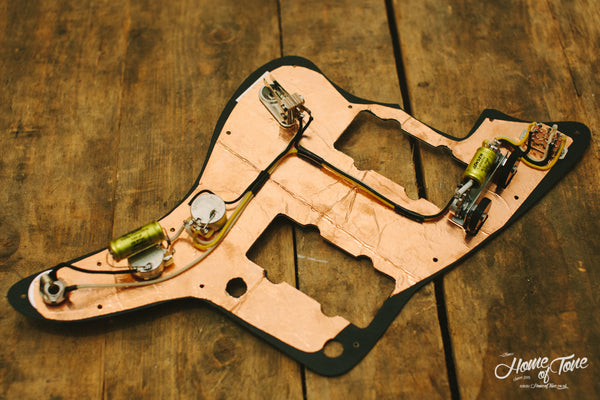Home of Tone - Jazzmaster Vintage Style Wiring Harness