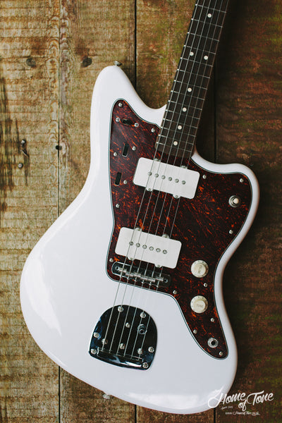 Home of Tone Blog - Squier Vintage Modified Jazzmaster Project